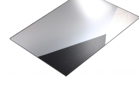 Acrylaat spiegel zilver 3 mm