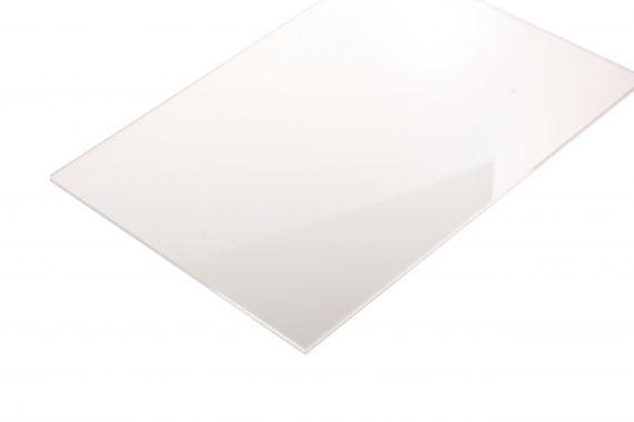 Acrylaat transparant kleurloos 3 mm