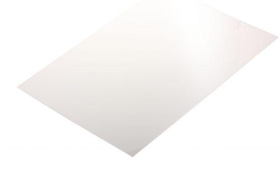 Acrylaat transparant kleurloos (precisie) 0.5 mm