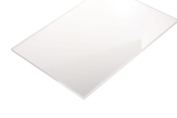 Acrylaat transparant kleurloos 6 mm