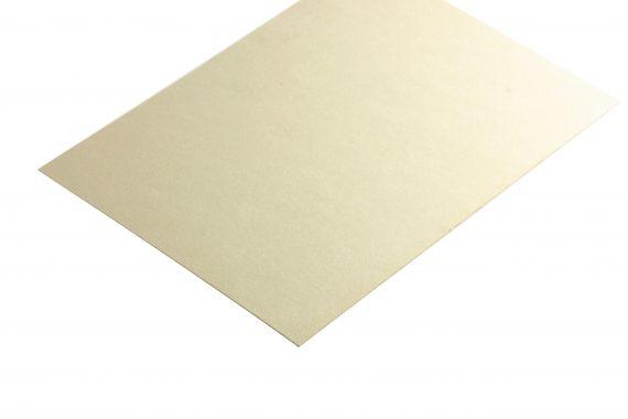 Houtboard gebroken wit 1 mm