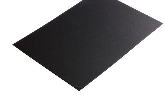Golfkarton E golf door en door zwart 1.5 mm