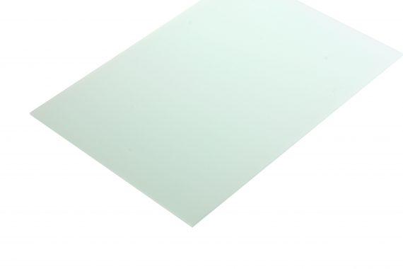 Acrylaat translucent mat water 3 mm